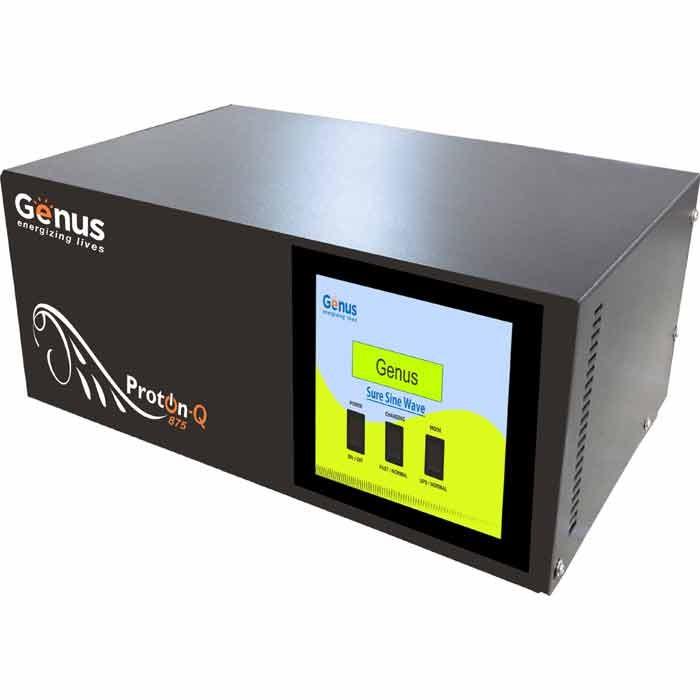 Genus 1500VA / 24V Inverter With Digital Display - Easily Monitor Your  Inverter's Performance!